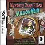 Hra pre Nintendo DS Mystery Case Files: MillionHeir