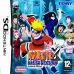 Hra pre Nintendo DS Naruto: Ninja Destiny