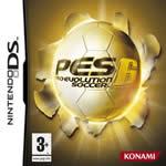 Hra pre Nintendo DS Pro Evolution Soccer 6 dupl