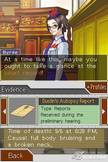 Phoenix Wright Ace Attorney 2: Justice for All