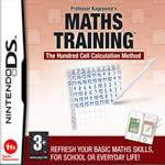 Hra pre Nintendo DS Professor Kageyamas Maths Training