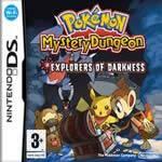 Hra pre Nintendo DS Pokémon Mystery Dungeon: Explorers of Darknes