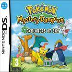 Hra pre Nintendo DS Pokémon Mystery Dungeon: Explorers of Sky