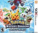 hra pre Nintendo 3DS Pokémon Mystery Dungeon: Gates to Infinity