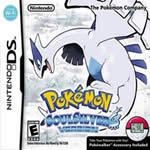 Hra pre Nintendo DS Pokémon Soul Silver + PokéWalker