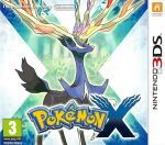 hra pro Nintendo 3DS Pokémon X
