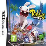 Hra pre Nintendo DS Rabbids Go Home