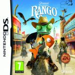 Hra pre Nintendo DS Rango: The Video Game