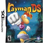 Hra pre Nintendo DS Rayman DS