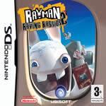 Hra pre Nintendo DS Rayman: Raving Rabbids 2