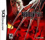 Hra pre Nintendo DS Resident Evil: Deadly Silence
