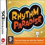 Hra pre Nintendo DS Rhytm Paradise