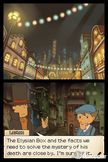 Professor Layton 2: Professor Layton and The Devil's Box