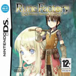 Hra pre Nintendo DS Rune Factory: A Fantasy Harvest Moon dupl