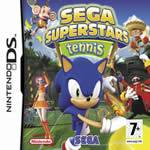 Hra pre Nintendo DS SEGA Superstar Tennis