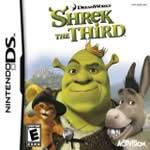 Hra pre Nintendo DS Shrek the Third