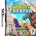 Hra pre Nintendo DS Sim City Creator