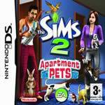 Hra pre Nintendo DS The Sims 2: Apartment Pets