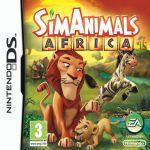 Hra pre Nintendo DS SimAnimals Africa