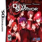 Hra pre Nintendo DS Shin Megami Tensei: Devil Survivor