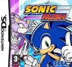 Hra pre Nintendo DS Sonic Rush