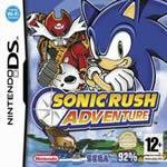 Hra pre Nintendo DS Sonic Rush Adventure