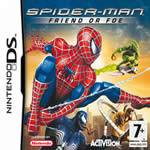 Hra pre Nintendo DS Spiderman: Friend or Foe
