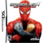 Hra pre Nintendo DS Spider-Man: Web of Shadows