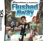 Hra pre Nintendo DS Flushed Away