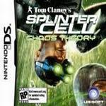 Hra pre Nintendo DS Splinter Cell: Chaos Theory