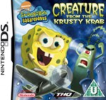 Hra pre Nintendo DS SpongeBob Squarepants: Creature from the Krusty Krab dupl