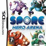 Hra pre Nintendo DS Spore Hero Arena