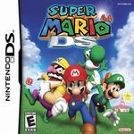 Hra pre Nintendo DS Super Mario 64