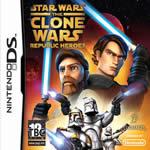 Hra pre Nintendo DS Star Wars: The Clone Wars - Republic Heroes