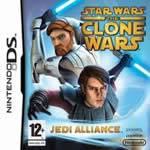 Hra pre Nintendo DS Star Wars: The Clone Wars - Jedi Alliance