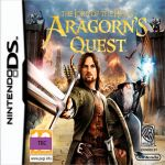 Hra pre Nintendo DS The Lord of the Rings: Aragorns Quest