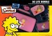 The Simpsons DS Lite príslušenstvo (ružové)
