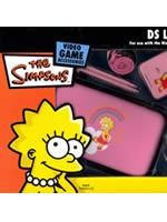Prislušenstvo pre Nintendo DS The Simpsons DS Lite príslušenstvo (ružové)