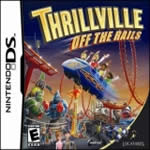 Hra pre Nintendo DS Thrillville 2: Off the Rails