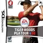 Hra pre Nintendo DS Tiger Woods PGA Tour 08