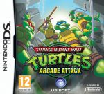 Hra pre Nintendo DS Teenage Mutant Ninja Turtles: Arcade Attack