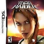 Hra pre Nintendo DS Tomb Raider: Legend