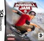 Hra pre Nintendo DS Tony Hawks Downhill Jam