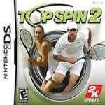 Hra pre Nintendo DS Top Spin 2