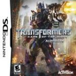 Hra pro Nintendo DS Transformers: Dark of the Moon - Autobots