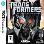 Hra pre Nintendo DS Transformers: Revenge of the Fallen - Decepticons
