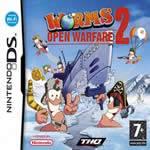 Hra pre Nintendo DS Worms: Open Warfare 2 dupl