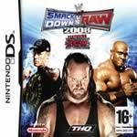 Hra pre Nintendo DS WWE SmackDown! vs. Raw 2008