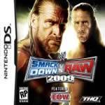 Hra pre Nintendo DS WWE SmackDown! vs. Raw 2009
