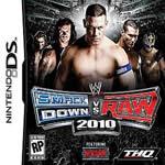 Hra pre Nintendo DS WWE SmackDown! vs. Raw 2010